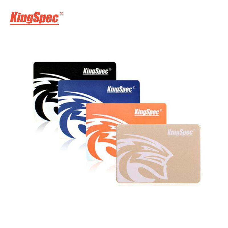 Genuine Authorised Kingspec SSD SATA III SATA ll HDD 2.5 SSD 60GB 128GB 240GB 480GB Solid State Disk Drive For Laptop Computer ssd 756669 b21 480gb 6g sata 2 5 solid state drive 1 year warranty