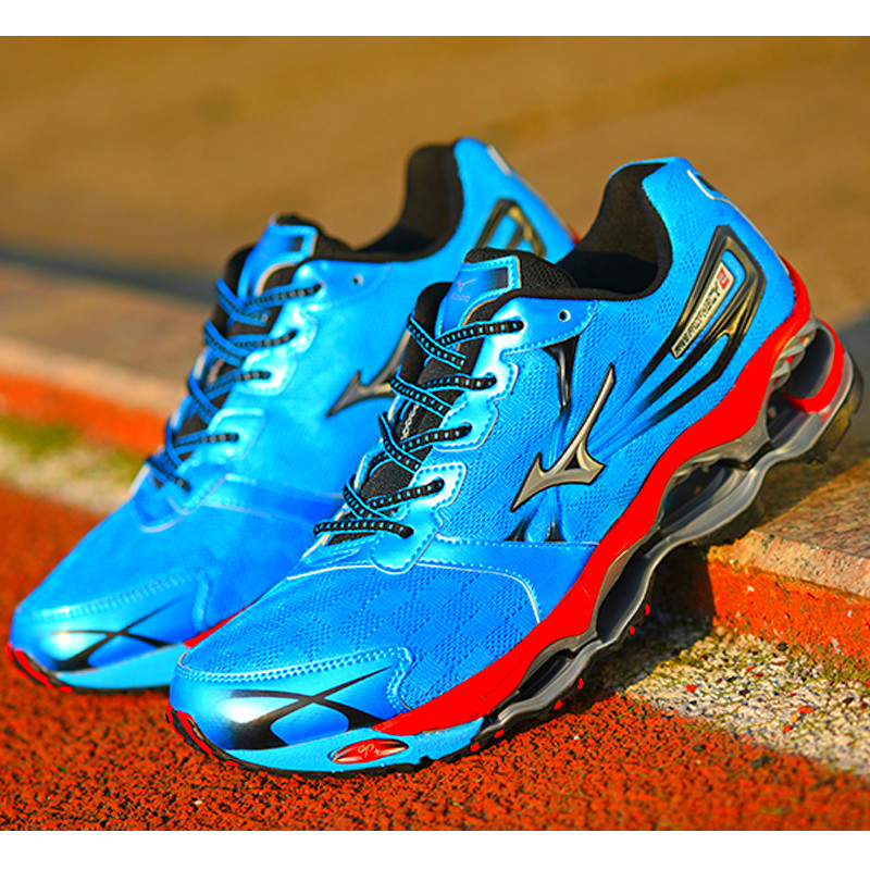 new style 77381 5a76a Detail Feedback Questions about MIZUNO WAVE Prophecy 2 professional Men  Shoes sneakers shoes Outdoor 6 Colors Jordan Shoes Weightlifting Shoes Size  40 45 on ...