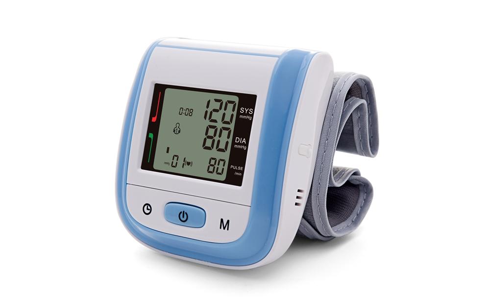 arm wrist blood pressure monitor (7)