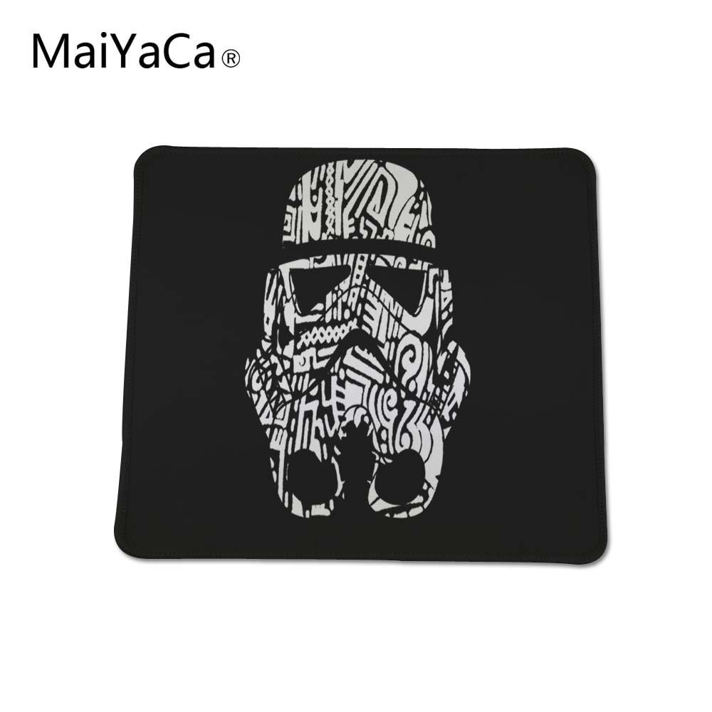 MaiYaCa Hot Star Wars Fun Muismat Met Randvergrendeling voor Internet - Computerrandapparatuur - Foto 5