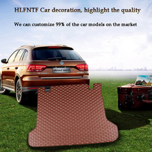 car trunk mat for Lexus models All ES IS-C IS LS RX NX GS CTH GX LX RC RC-F Cargo Liner car accessories Customized car mat