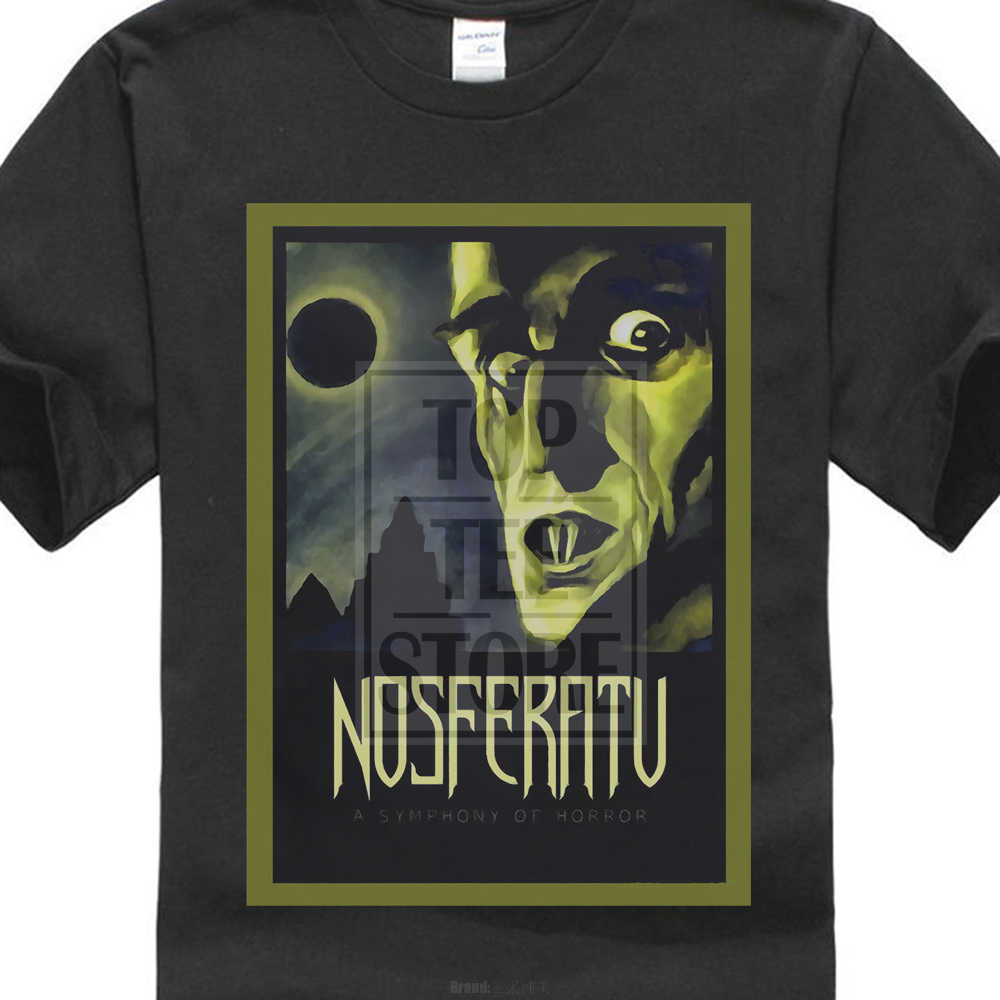 Detail Feedback Questions about Nosferatu T Shirt 1920 S