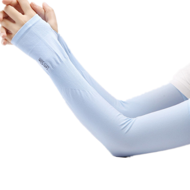 Sports Pro Men/women Arm Sleeves Riding Cuffs Bicycle Sleeves Anti-UV Breathable Quick Dry Summer Cool Arm Sleeve Arm Warmers
