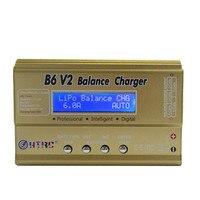 HTRC Imax B6 V2 80W 6A RC Balance Charger For LiIon LiFe NiCd NiMH High Power
