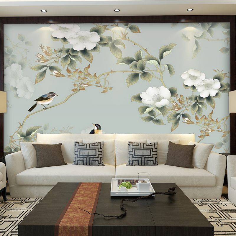 Custom 3d photo wallpaper wall paper High quality wallpaper 3d TV background covering flowers wall paper mural for living room custom 3d photo wallpaper mural nordic cartoon animals forests 3d background murals wall paper for chirdlen s room wall paper