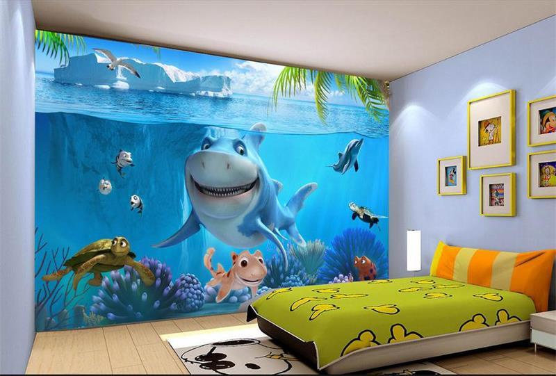 3d room wallpaper custom room mural photo wallpaper - Papier peint pour chambre d enfant ...