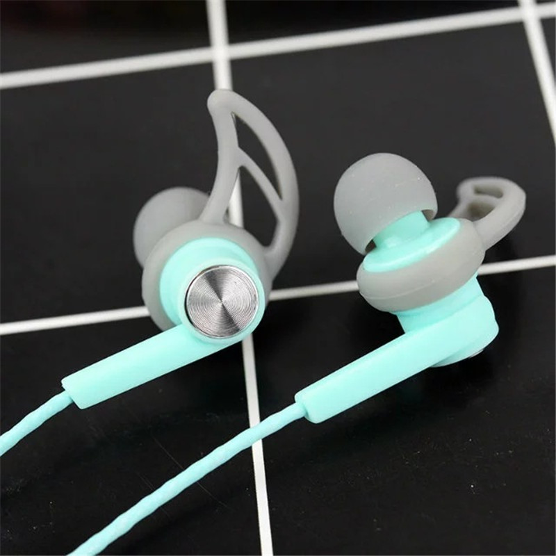 Sibyl 3.5mm Wired Earphone with Microphone Stereo Bass Earphone For Iphone Xiaomi Smartphone Computer uiisii hm6 high performance bass headphones with microphone fashion metal wired earphone for iphone xiaomi android smartphone