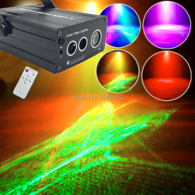 Niugul LED Wave Effect Laser With Remote Control,RGB Scanner Laser Light, LED Projector Fantastic Full Color Xmas Party Laser eldar wave serpent scatter laser turret