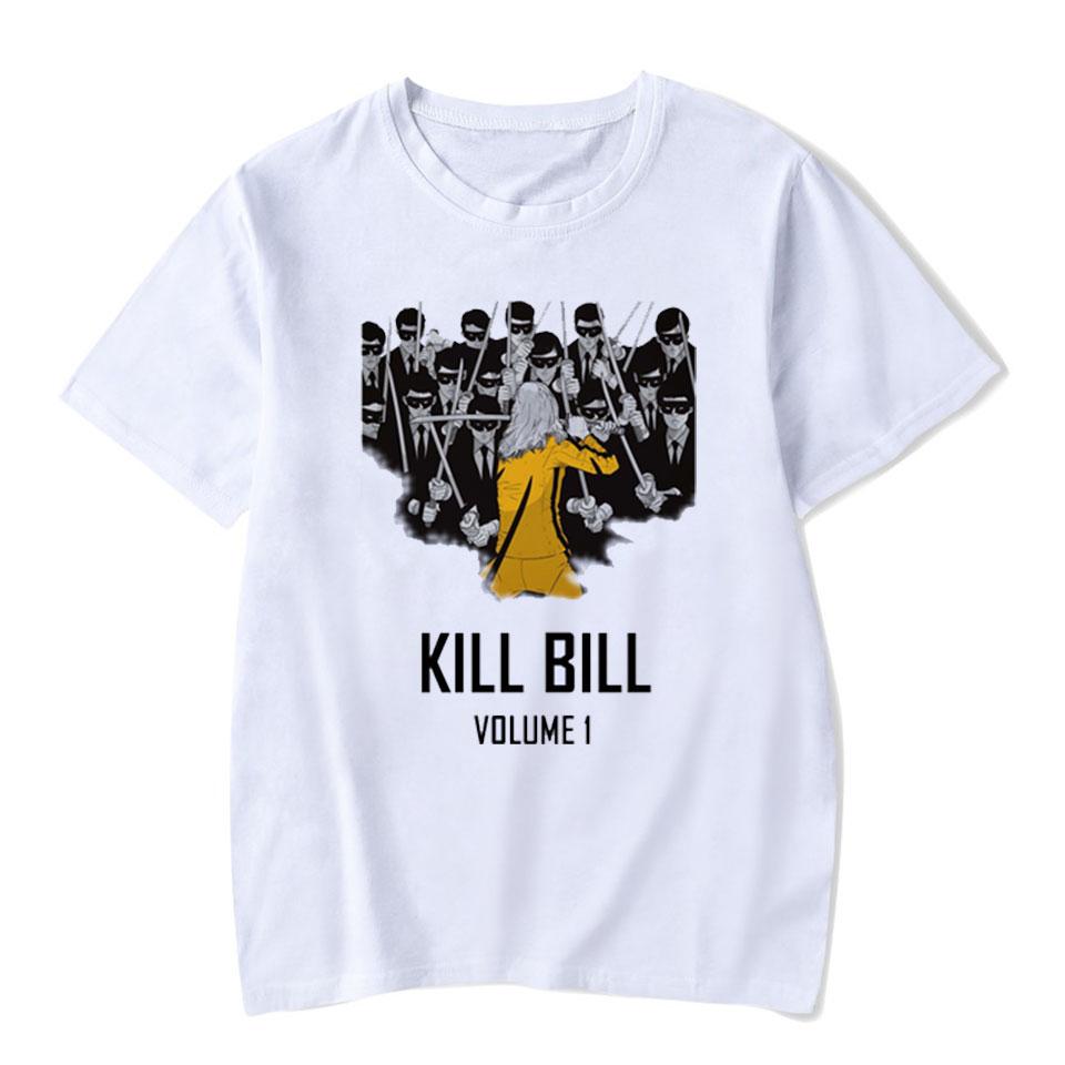 Voltreffer Quentin Tarantino White T Shirt Women Cotton Mia Pulp Fiction Design Short Sleeve Casual Tops Fashion Tee Shirt Femme