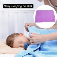 Urijk Super Soft Blanket Flannel Aircraft Use Office Kids Blanket Towel Travel Fleece Portable Travel Cover Sleeping Blankets(China)