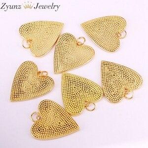 Image 4 - 10 PCS, Gold Farbe Weiß Emaille mit Brief Anhänger Halskette Neue Partei Mode Schmuck für Frau