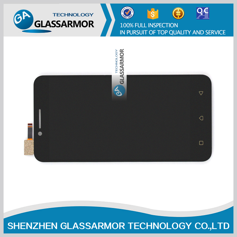GALSSARMOR Original New For Lenovo A2020 VIBE C LCD Display Touch Screen Digitizer Assembly Sensor Free Shipping