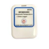 BT 05 Wireless Temperature Sensor Cold Chain Transportation Medical Monitoring Recorder Transmission Collector Monitoring
