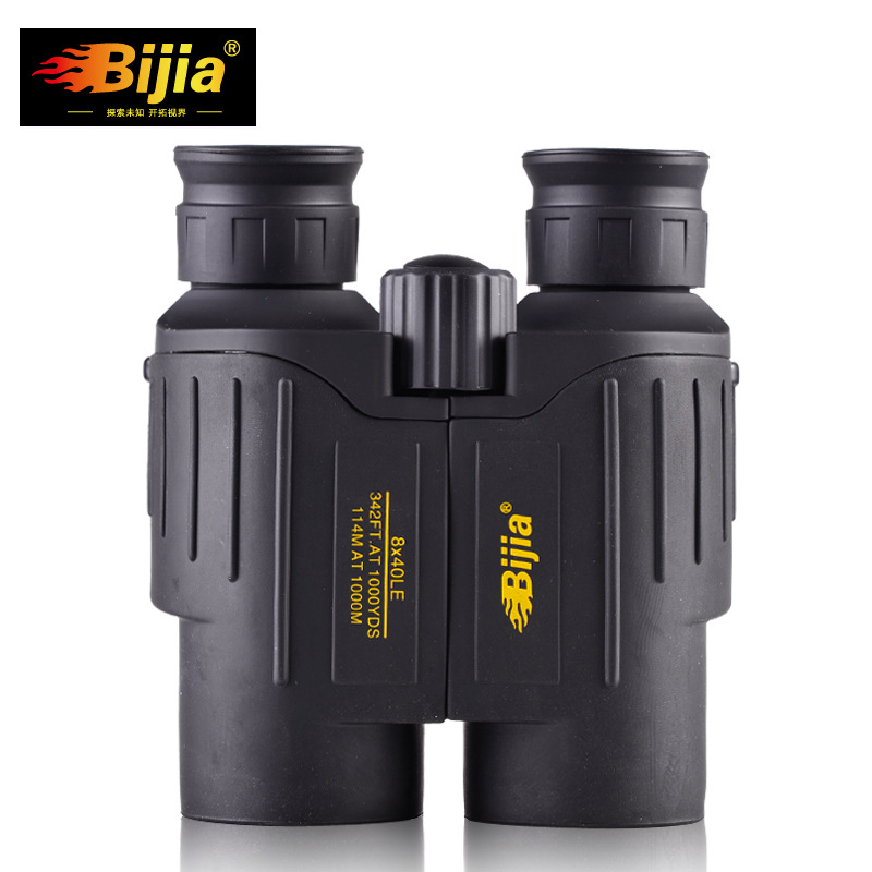 The New High-powered Binoculars BIJIA Telescope Non-infrared Night Vision Wide-angle Telescope Hunting Camping Spotting Scopes binocular telescope non infrared night vision binoculars camping hunting spotting scope telescopes support drop shipping