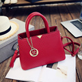 European and American style Temperament joker handbag Well-known designers vintage bag Women's fashion embossing  leisure bag