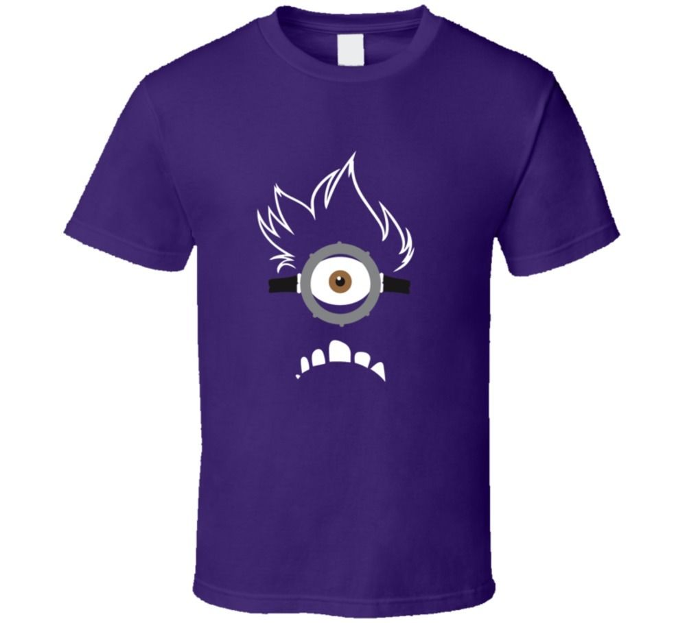 Evil Minion Despicable Me Funny T-Shirt Great Discount Cotton Men Tee New Fashion Men'S T-Shirt Fashion T Shirt Tee