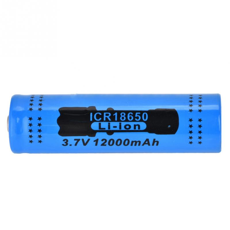 GTF 3.7V 12000mah 18650 Li-ion Battery Rechargeable Battery 18650 Battery For RC Toy Shaver LED Light Powerbank Remote Control