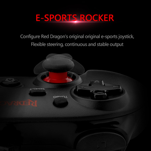 Image 4 - Redragon G807 12 כפתור Wired Gamepad עבור Nintendo מתג פלייסטיישן מחשב PS2 PS3 בקר ג ויסטיק אנדרואיד עם מפעיל