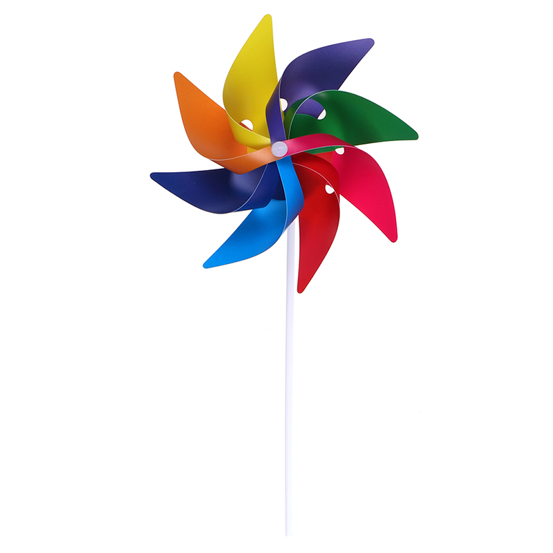 Toy Ornament-Decoration Windmill Garden Camping Kids Yard Party Handmade Lovely New