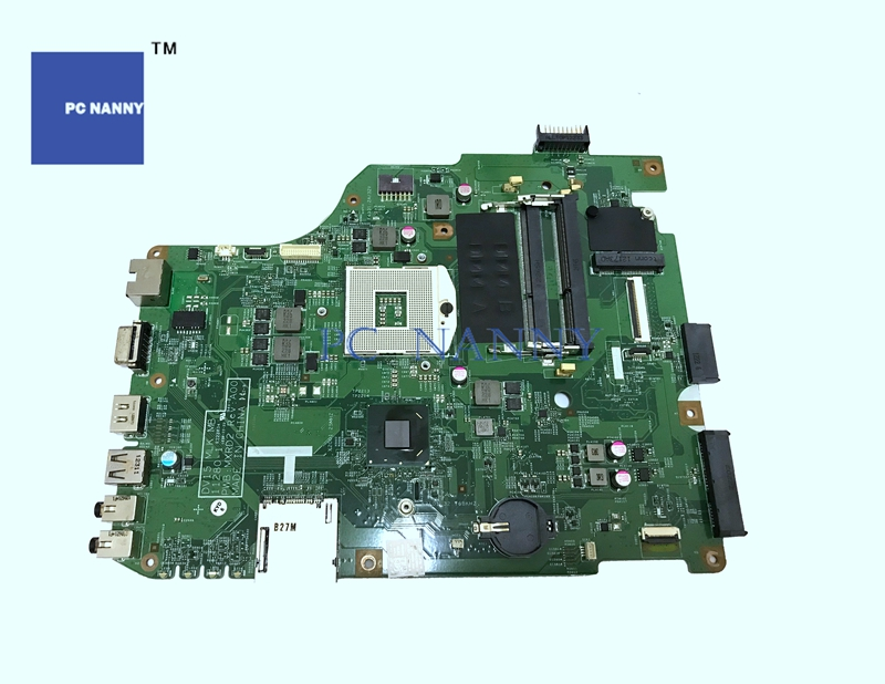 PCNANNY Mainboard W8N9D 0W8N9D 11280 1 for Dell Inspiron 3520 DDR3 Intel HD Graphics 4000 HM75