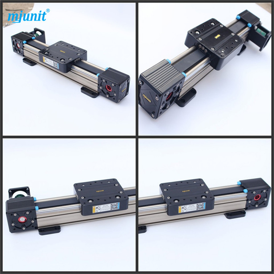 mjunit Heavy Load Type Linear Guide belt drive positioning linear stage MJ60 with high performancemjunit Heavy Load Type Linear Guide belt drive positioning linear stage MJ60 with high performance