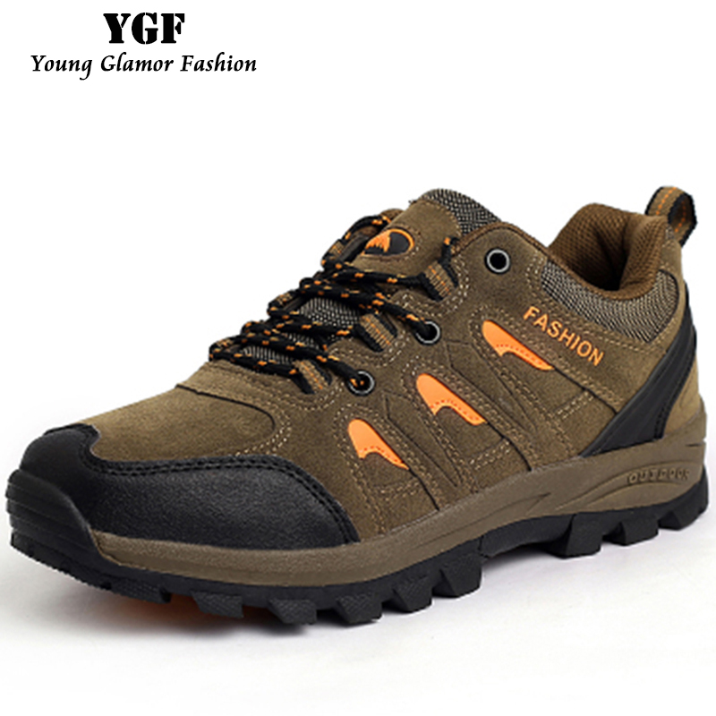Man Shoes Breathable Men Women Casual Lace Up Fashion Couples Non-slip Waterproof Platforms Mens Trainers Size 36-44