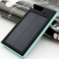 solar power bank 12000mAh external batery portable charger waterproof dropproof powerbank for xiaomi iphone samsung