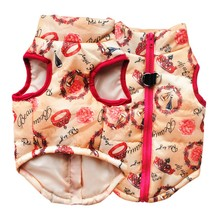 Pet Dog Padded Harness Clothes