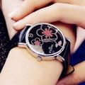 Famosa Marca 2017 Relojes de pulsera de Las Mujeres Relojes De Pulsera de Reloj de Cuarzo Mujer Reloj de Cuarzo reloj Relogio Feminino Montre Femme