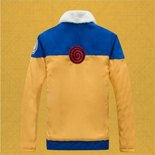 Naruto Uzumaki Jacket (Everyday or Cosplay)