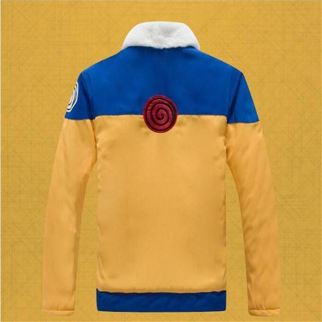 Naruto Uzumaki Jacket (Everyday or Cosplay)