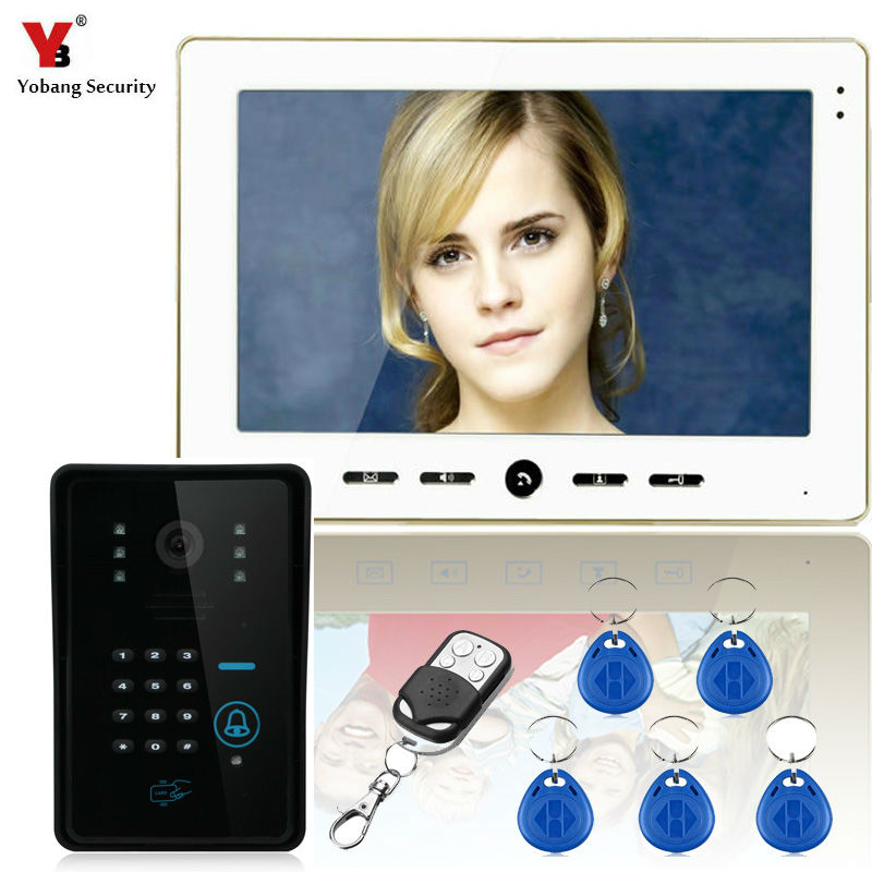 Yobang Security Touch Key 10