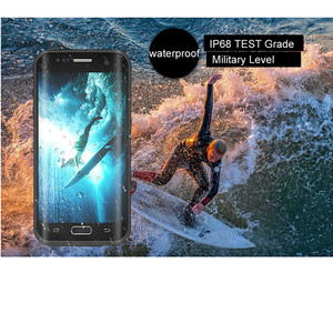 Image 3 - For Samsung Galaxy S7 Edge S7 Waterproof Case IP68 Diving Underwater PC + TPU Armor Cover S725 Shockproof Dirt Snow proof