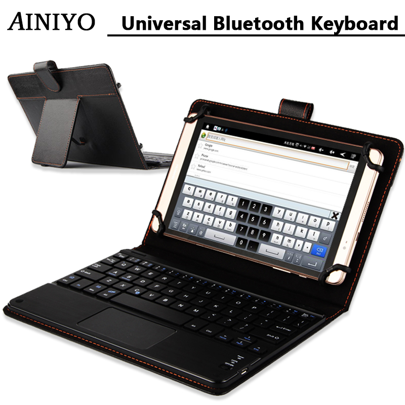 high quality Universal Bluetooth Keyboard Case for Huawei MediaPad M5 / M5 pro 10.8 inch tablet pc Bluetooth Keyboard case universal 61 key bluetooth keyboard w pu leather case for 7 8 tablet pc black