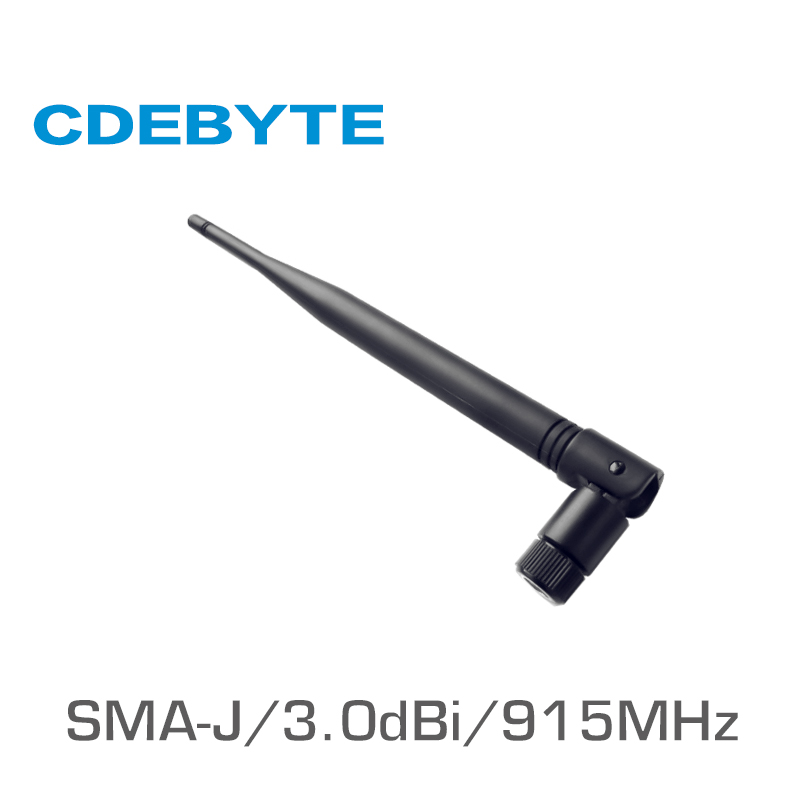 TX915-JKS-20 915MHz SMA-J Interface 50 Ohm Impedance Less Than 1.5 SWR 3.0dBi Gain High-quality Omnidirectional Antenna