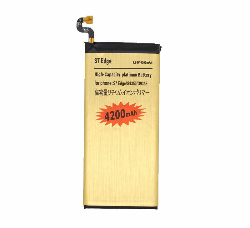EB-BG935ABE Gold-Battery S7-Edge Samsung Galaxy 3900mah For S7-edge/G9350/G935/.. 10pcs/Lot