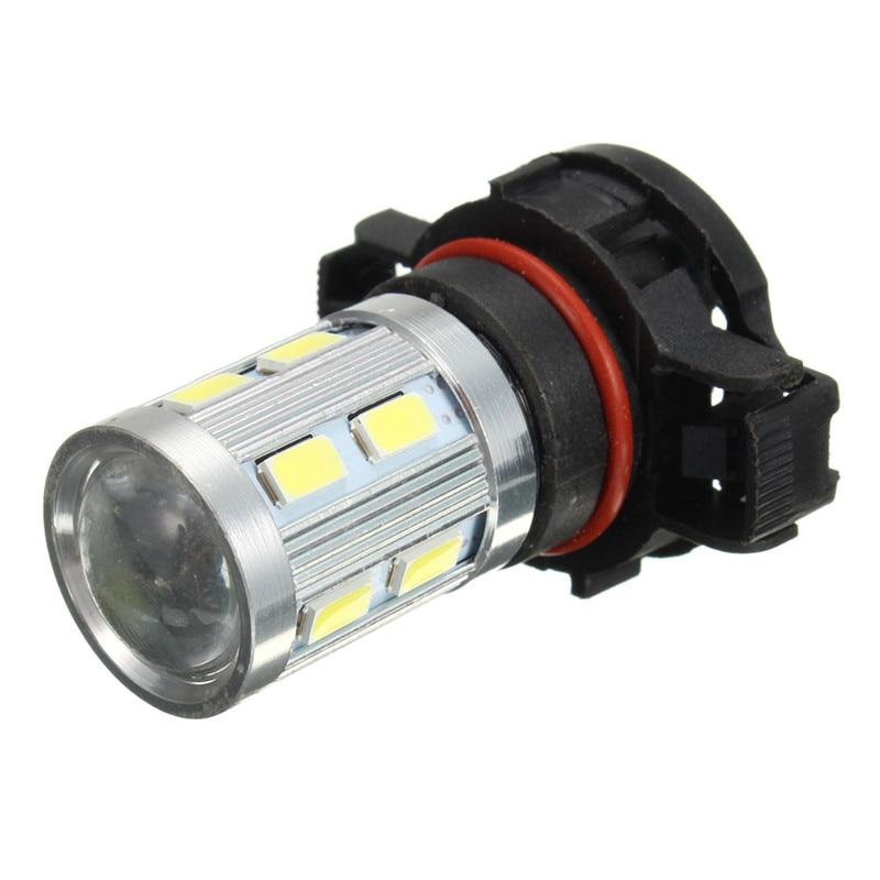 Car Fog Light PSX24W H16 Car Light Bulbs Led Lamp 5730/5630 SMD Fog Driving Lamp Lighting White 6000K