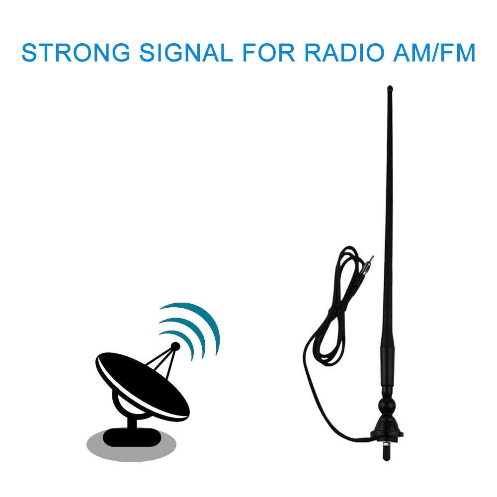 Морская Лодка Радио Антенна универсальный автомобиль FM AM модуляторы водонепроницаемый резиновый утка дипол гибкий для ATV UTV яхты трактор