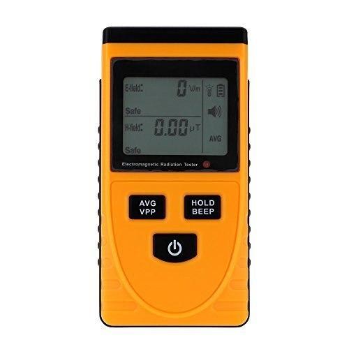 CNIM Hot Digital LCD Electromagnetic Radiation Detector Meter Dosimeter Tester Counter  цены