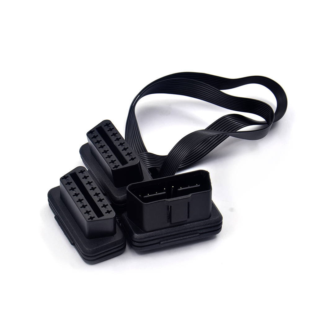 OBD2 Cable 16 Pin 1 Male To 16 Pin 2 Female (1)