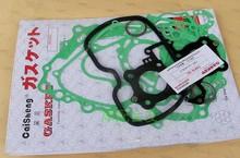 Moto akcesoria CBT125 uszczelka kompletna uszczelka zawiera uszczelka cylindra i uszczelka silnika do motocykli Honda 125cc CBT 125 uszczelki tanie tanio NASAKI