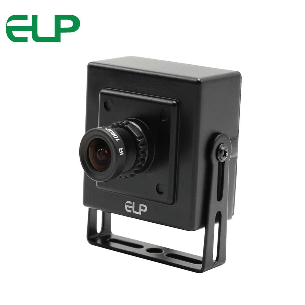 Full Hd 1080p Micro Mini Atm Plug And Play Ip Cctv Security Camera With 3 6mm Hd Lens Elp Ip1882
