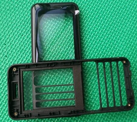 SZWESTTOP d'origine Avant boîtier avec verre pour Philips E180 CTE180 Mobile Xenium téléphone téléphone portable
