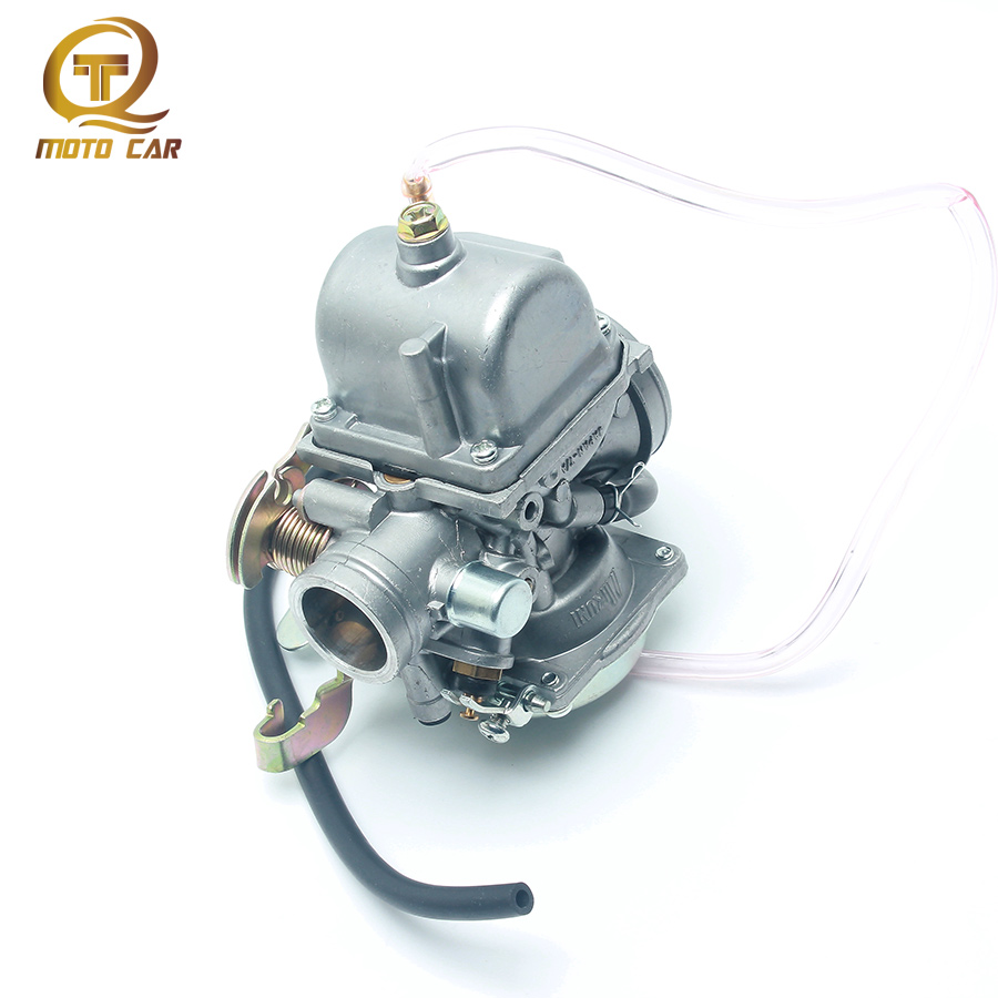 High-quality Aluminium Fuel Supply Motorcycle Carburetor 26MM Caliber for Suzuki EN125 GS125 GN125 Motobike Carburetor original 26mm mikuni carburetor for cbt125 cb125t cbt250 ca250 carburador de moto