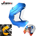 CNC Motorcycle Aluminum Front Sprocket Cover for Yamaha MT09 FZ9 2013-2015