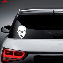 Personality Classic Gangster California Mask Skull Decal Sticker Car Window