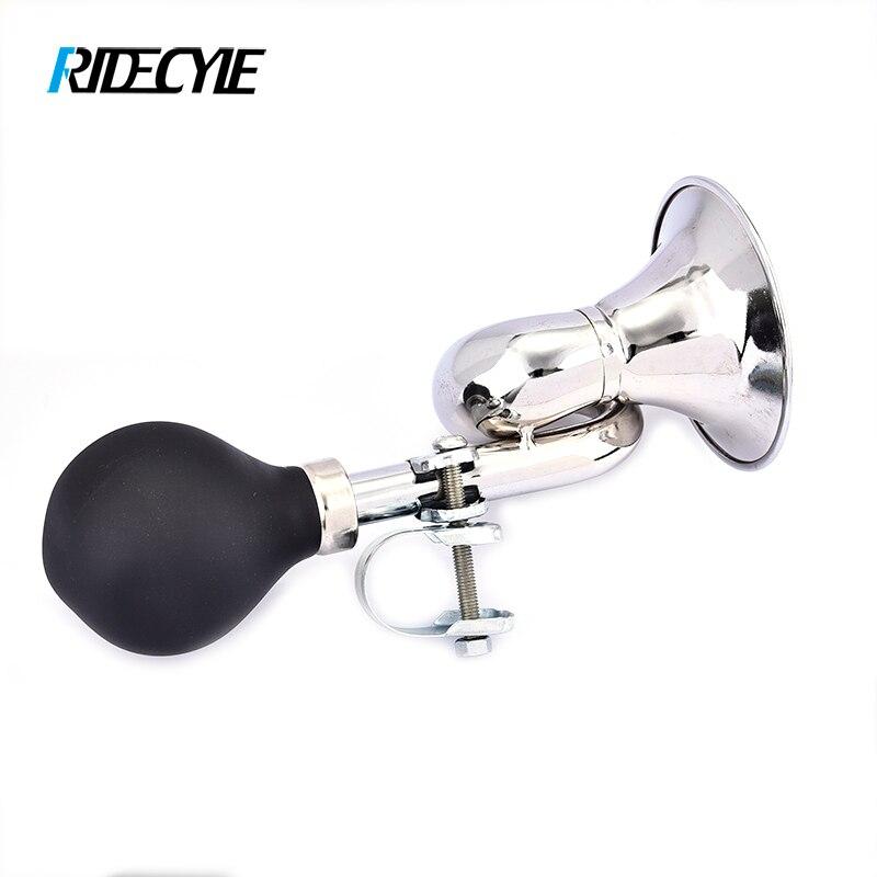 Bugle Vélo Air Hooter Rétro Vintage Style Horn Bell non-électronique costume Chopper