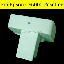 One Of The Most Economical Resetter Restaurador Chip Reset For EPSON GS6000 Printers