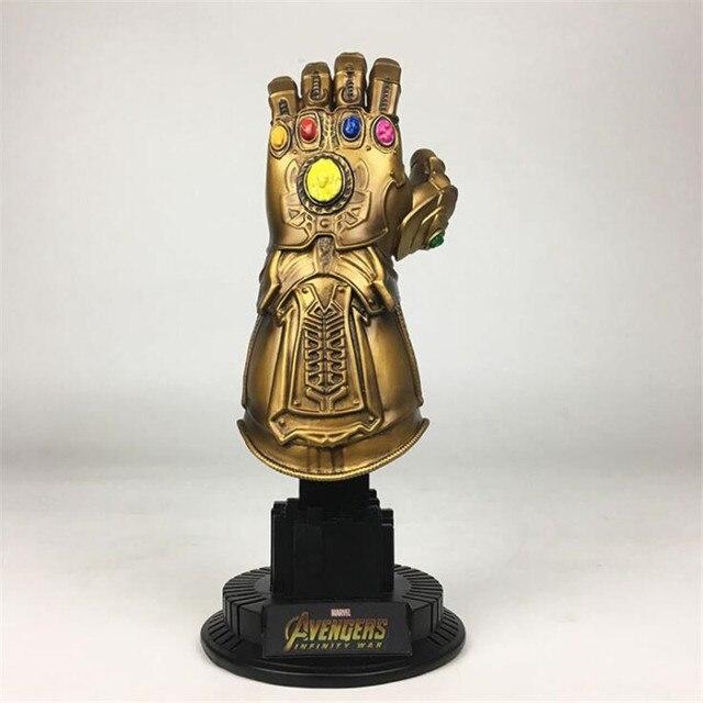 Перчатка Таноса мстители 3 война бесконечности 2
