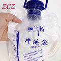 large Anal Cleaner 1200ml Medical Multifunction Flusher Constipation Enema Bag Anus&Vaginal Cleaning Sex products Toys DX514